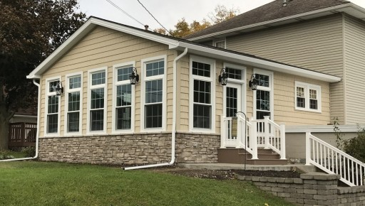 sunroom contractors in Galion, OH